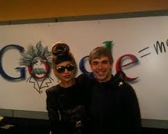 Going Gaga over Google