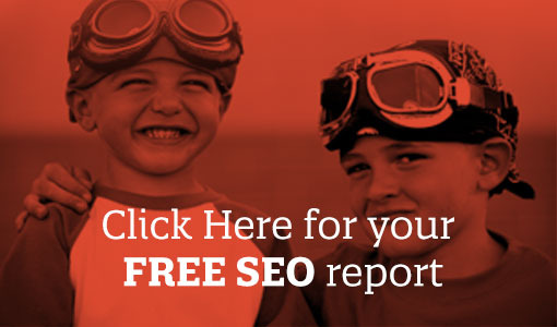 Free SEO/website report
