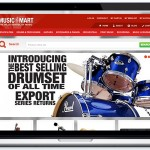 Music Mart E-Commerce Website