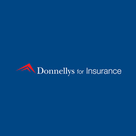 Donnellys Insurance Logo