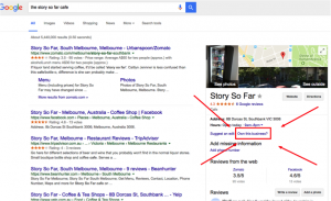 Google Search Results Page Screenshot