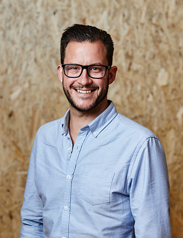 Account Director Andrew Coventry