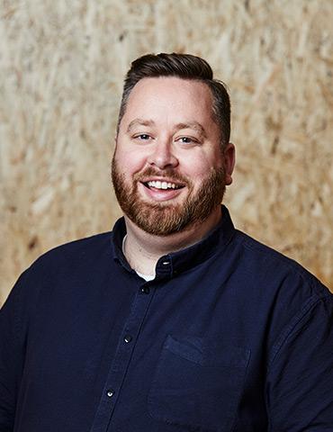 Digital Producer Luke Hayes