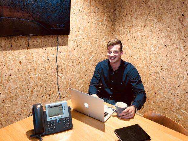 Nick Scott Social Media Manager
