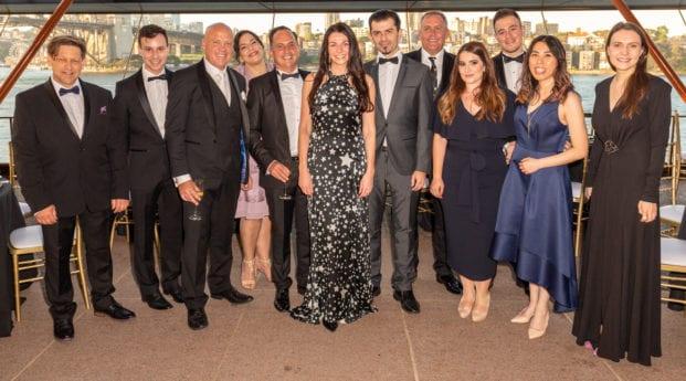 SEMRush Australia Awards team