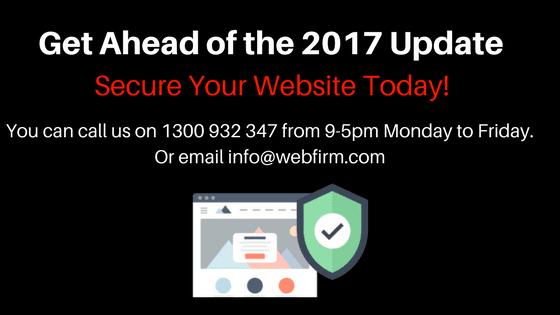 2017 SSL update