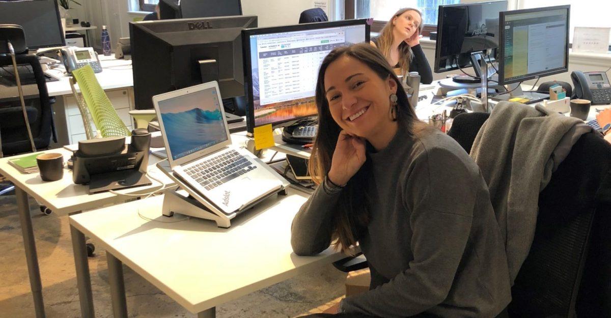 Account Manager Lauren Patterson
