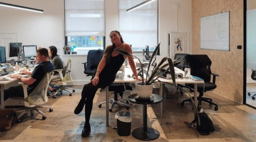 Account Executive Lauren Patterson