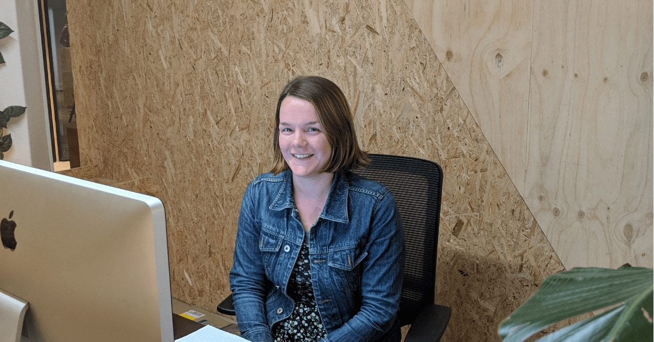 Office Manager Erika Clarkson