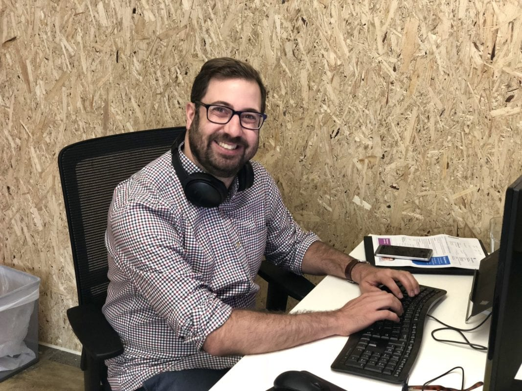General Manager Tristan Jones
