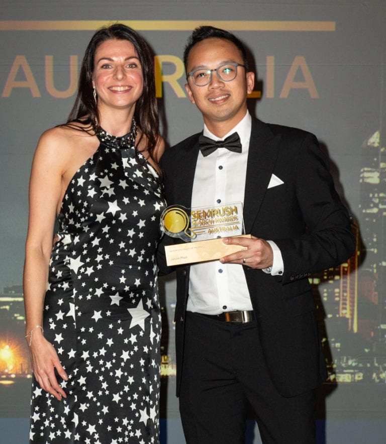Olgo Adrienko and Jason Mun