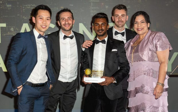 SEMRush Search Awards Australia winners