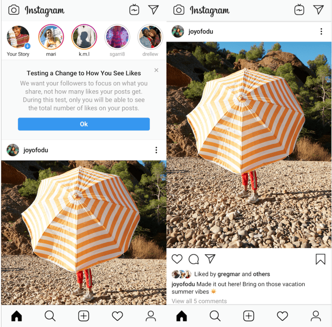 New Instagram Changes Could Spell DIsaster For Influencers